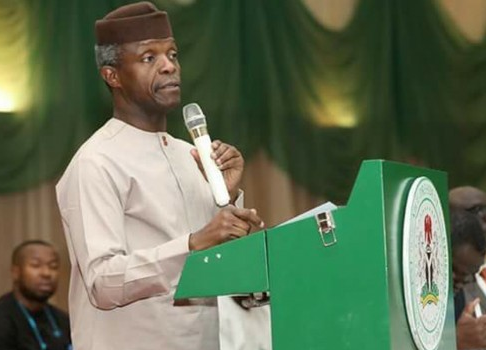 Town Hall Meeting: Acting President Osinbajo Addresses The Displaced In Bakassi