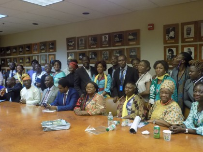 Feel free to visit Nigeria House', envoy urges Nigerians