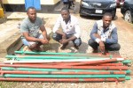 Police Smashes Notorious Syndicate Specialised In Vandalising NRC Property