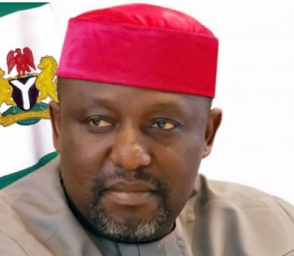 "Commissioner for Happiness : ""Purpose"" Fulfillment Ministry Not ""Couples"" Fulfillment – Okorocha"