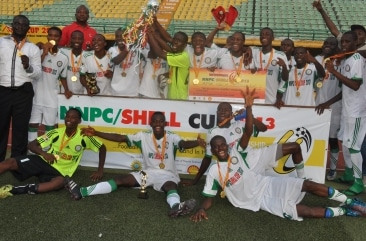 Odegbami says NNPC/Shell Cup Yielding Desired Result
