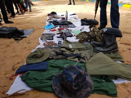 Police Arrest Boko Haram Commander In Abuja