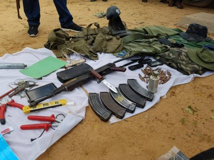 Just In: Police arrest Boko Haram commander in FCT