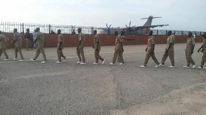 43 Surrendered Insurgents Air Lifted For DE-Radicalization and Rehabilitation Programme