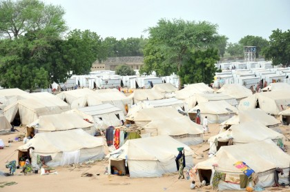 Three dead, 15 injured in Borno IDPs camp attack