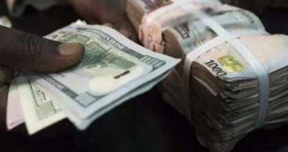 Naira Suffers Marginal Loss Against Dollar