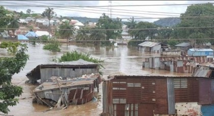 Flood kills 3, several others missing in Suleja