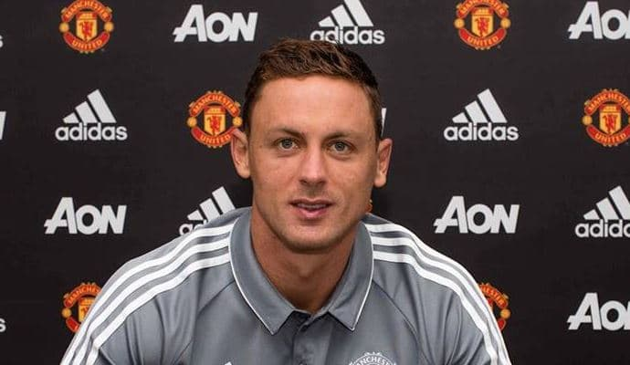 Nemanja Matic Move From Chelsea To Manchester United Completed