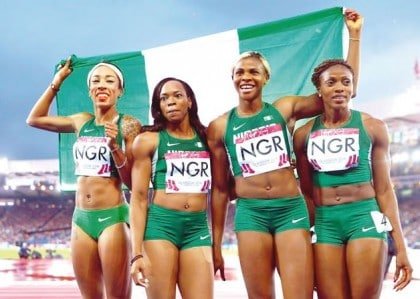 Statistician Predicts 3 Medals For Nigeria At IAAF World Championships
