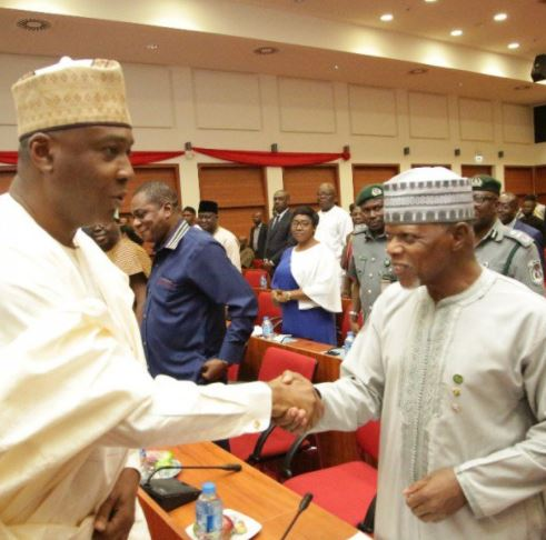 Smuggling, Detrimental To Buhari's Economic Policy – Saraki