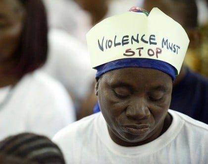 NGO Advocates Stiffer Measures For Perpetrators Of Violence Against Women