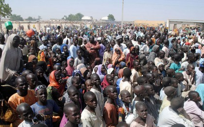 Shell Aids Over 50, 000 IDPs in the North-East