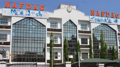 NAFDAC sieze unwholesome products