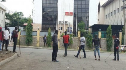 Recent Fracas At Wuse Market Involving Anti-Buhari and Traders