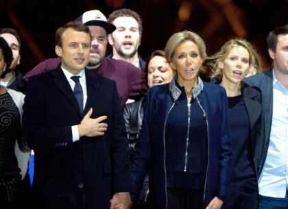 190,000 Signatures Oppose Macron's Plan To Introduce First Lady Status In France