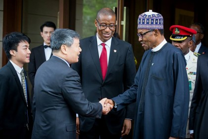 nigeria china relationship with hong
