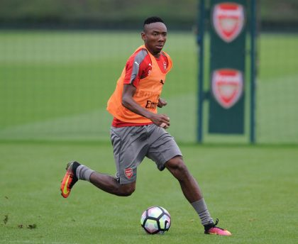 Arsenal Loaned Kelechi To VVV-Venlo in Holland