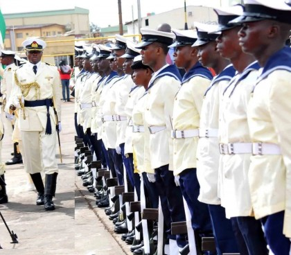 Nigerian Navy: Successful Candidates For The Basic Training School BATCH 27A And BATCH 27B