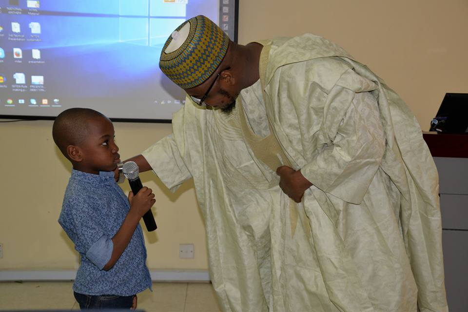 First Batch of Kiddies Code Camp Organized By NITDA Closes