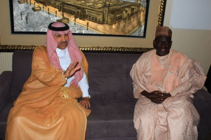 #Hajj2017: Saudi High Powered Delegation Visits Nigeria Hajj Camp To Apologize