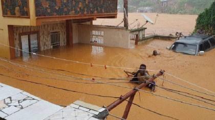 Aisha Buhari Condoles with Sierra Leone Over Mudslide