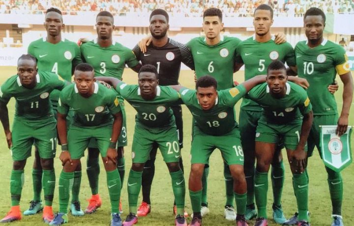 Super Eagles will qualify for Russian Federation 2018 ―Dalung