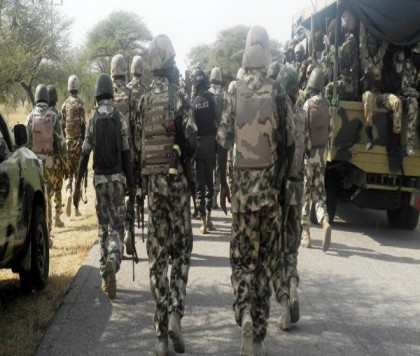 Troops Eliminate 6 Boko Haram Terrorists, Weapons Recovered