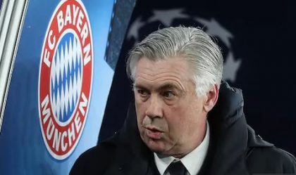 Sports: FC Bayern Part Company with Carlo Ancelotti