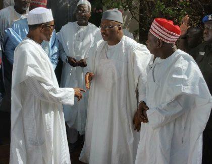 President Buhari didn't snub Ganduje in Daura – Presidency