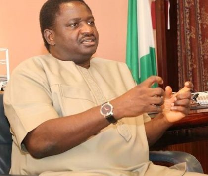 Exit from Recession: Buhari's economic policies achieving desired goals – Adesina