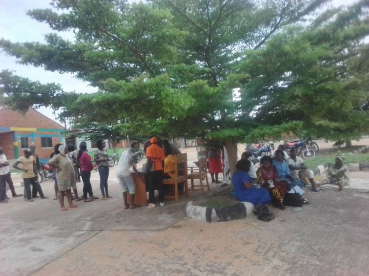 NEMA distributes relief materials to Benue flood victims