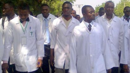 Medical Practitioner Tasks Medical Student Inductees To Commit To Study