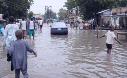 Flood: Dangote-led relief committee donates N250m to Benue victims