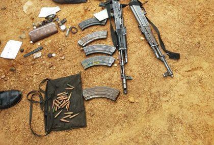Nigerian Army Clears Tsafe of Bandits