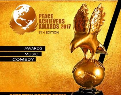 Ice Prince, Seyi Law, others receive Peace Achievers Awards