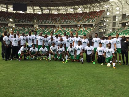 Russia 2018 #NGACMR: 'Don't Change The Victorious Super Eagles Team' Odegbami Advises Rohr