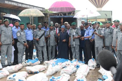 BREAKING: Over 1,000 Jojef Magnum Pump Action Rifles Sized At Tin-Can Port