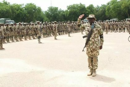 Buratai Orders Redeployment of Troops to Lake Chad Region