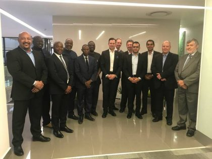 NADDC Brings Global Automotive OEMs Towards Local Production In Nigeria
