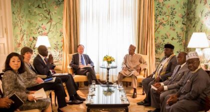 Presidency Replies Deliberate Twisting of President Buhari Commendable Interface With World Bank President