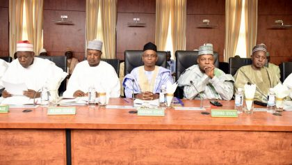Northern‎ Governors, G.E Sign MOU To Upgrade Health Infrastructures in Northern States