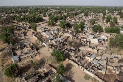 Army demolishes Boko Haram training camp in Borno