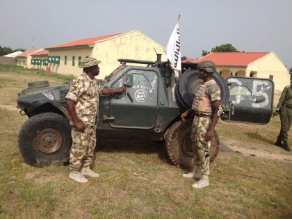 15 Neutralized,  Boko Haram Equipment Captured