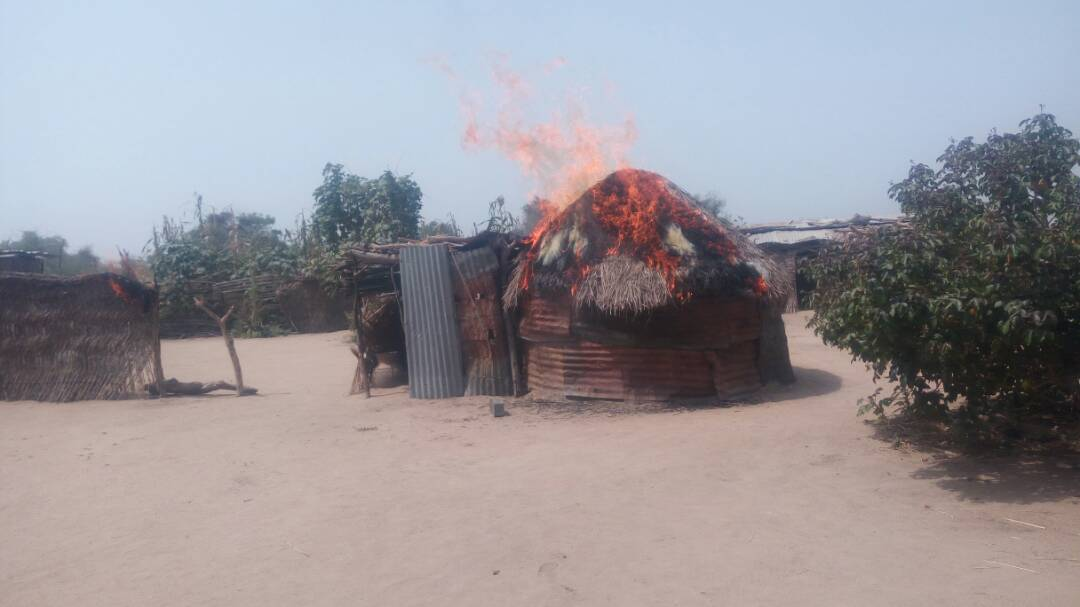 Boko Haram Smoked Out in Gwoza, Again Weapons Captured