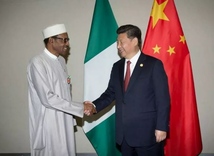 nigeria and america relationship with china