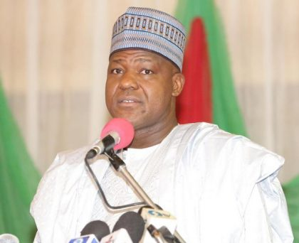 Full Speach of Speaker Dogara at Bill to Amend FG Housing Scheme