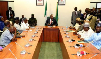 The Needs of West Africa to Combat Proliferation of Weapons – Dogara