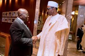 President Buhari Condoles Ghanaian President On Gas Explosions In Accra