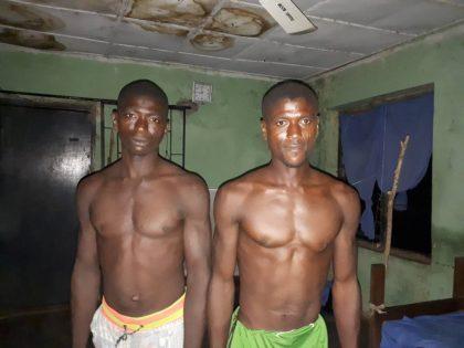 2 Boko Haram Suspects Apprehended in Taraba
