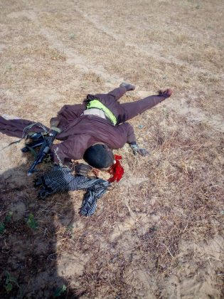 Fleeing Boko Haram Terrorists Neutralized in Gubio